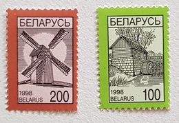 BIELORUSSIE Moulins, Moulin, Mill, Molino, 1 Valeur Neuve ** MNH - Windmills