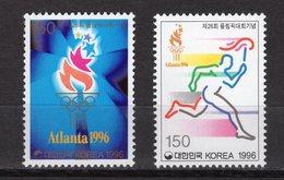 ATLANTA 1996 GAMES   -  KOREA  O757 - Summer 1996: Atlanta