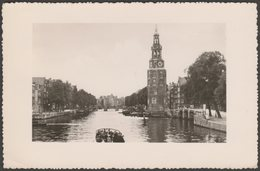 Schans, Amsterdam, Noord-Holland, 1961 - Spanjersberg Foto Briefkaart - Amsterdam
