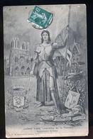 JEANNE D ARC - Femmes Célèbres