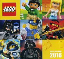 Catalogue Lego Juillet-décembre 2016 (France) - Catalogues