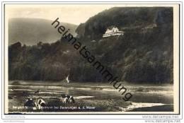 Bergschlösschen - Carlsbrunn Bei Beverungen - Foto-AK - Allemagne