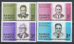 Samoa N° 196/99 YVERT NEUF ** - Samoa