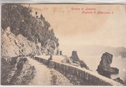 Santa Margherita Ligure-Rapallo-Portofino-Riviera Di Levante_Prigione Di Francesco I°Pubbl.Olii De Carol-Originale100%an - Genova (Genoa)