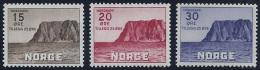 NORUEGA 1930 - Yvert #151/53 - MNH ** - Noruega