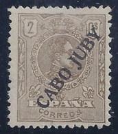 ESPAÑA/CABO JUBY 1922/23 - Edifil #20 - MNH ** - Cabo Juby