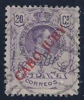 ESPAÑA / CABO JUBY 1922/23 - Edifil #21*   ¡no Catalogado! - Cabo Juby