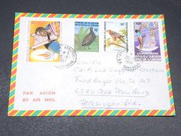 CAMEROUN - Enveloppe De Douala Pour Hambourg En 1984, Affranchissement Plaisant - L 19691 - Kameroen (1960-...)