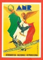 PICCOLA CAPRERA- X RADUNO AERONAUTICA NAZIONALE ITALIANA - ANR - AEREI - Riunioni