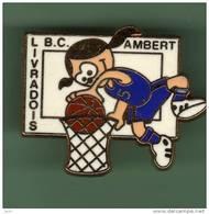 BASKET *** AMBERT LIVRADOIS *** 0045 - Basketball