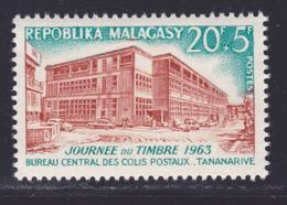 MADAGASCAR N°   379 ** MNH Neuf Sans Charnière, TB (D7542) Bureau Central Des Colis Postaux 1963 - Madagascar (1960-...)