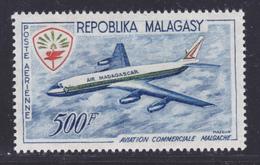 MADAGASCAR AERIENS N°    88 ** MNH Neuf Sans Charnière, TB (D7543) Avion Douglas DC-8 1963 - Madagascar (1960-...)