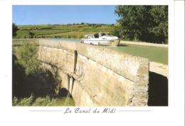 Ventenac-en-Minervois-Paraza (Aude)-Le Pont-Canal Du Répudre De 1676-sur Le Canal Du Midi-P.P.Riquet - Autres Communes