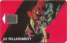 Norway - Telenor - Molde International Jazz Festival 1993 - SC4 - N-009A - 01.1993, 3.800ex, Mint (check Photos!) - Norway