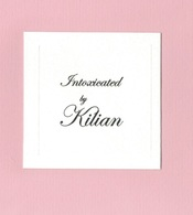 Cartes Parfumées INTOXICATED BY  KILIAN - Modern (from 1961)