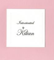 Cartes Parfumées INTOXICATED BY  KILIAN - Cartes Parfumées