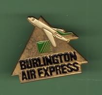 AVION *** BURLINGTON AIR EXPRESS *** 0045 - Airplanes