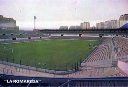 POSTAL ESTADIO ZARAGOZA - LA ROMAREDA - STADIUM POSTCARD - WORLD CUP 1982 - Fútbol