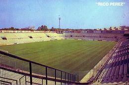 POSTAL ESTADIO ALICANTE - JOSE RICO PEREZ -  STADIUM POSTCARD - WORLD CUP 1982 - Fútbol