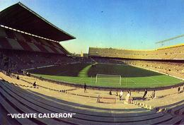 POSTAL ESTADIO VICENTE CALDERON - MADRID - ATLETICO DE MADRID - STADIUM POSTCARD - WORLD CUP 1982 - Fútbol