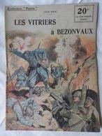 Collection Patrie  Les Vitriers à  Bezonvaux N°12 édit ROUFF 1917 - Guerre 1914-18