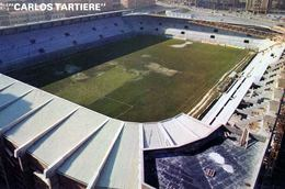 POSTAL ESTADIO OVIEDO - CARLOS TARTIERE - STADIUM POSTCARD - WORLD CUP 1982 - Fútbol