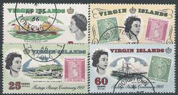 Vierge N° 167/70 YVERT OBLITERE - British Virgin Islands