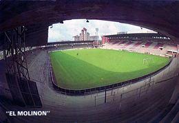 POSTAL ESTADIO GIJON - EL MOLINON -  STADIUM POSTCARD - WORLD CUP 1982 - Fútbol