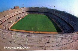 POSTAL ESTADIO SEVILLA - RAMÓN SANCHEZ PIZJUAN (SEVILLA FC) -  STADIUM POSTCARD - WORLD CUP 1982 - Fútbol