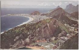 Brazil, RIO De JANEIRO, Panoramic View, 1950s-60s, B.O.A.C.  Unused Postcard [21366] - Rio De Janeiro