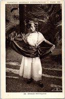 Danseuse Martiniquaise - Exposition Coloniale Internationale Paris 1931 - Danse