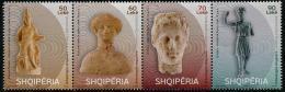 Albania (2014) - Set -  /   Museum - Archaeology - Archeologie - Arqueologia - Heritage - Patrimonio - Archeologie