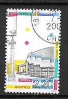 FRANCE Panorama De Paris Opéra Bastille 2583 - Oblitérés