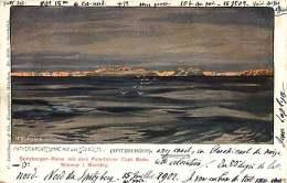 190718 - NORVEGE SPITZBERGEN REISE Mit Dem Polarfahrer Capt Bade Wismar I Mecklbg - Expédition Polaire - Arctische Post - Norwegen