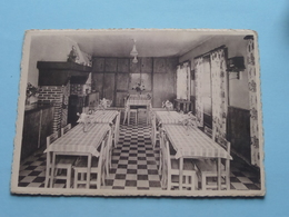 Kindertehuis R.T.T. Home Eetzaal OOSTMALLE ( Thill ) Anno 195? ( Zie Foto Details ) ! - Malle