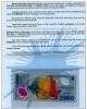 ROMANIA - 1999 - Eclisse Solare 2000 Lei Emissione In Folder (numeri Bassi) FDS Rara - Romania