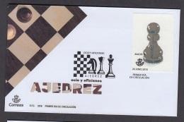 2.- SPAIN 2018 FDC CHESS - Chess