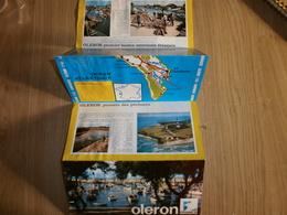 ANCIEN Dépliant Touristique OLERON - Tourism Brochures