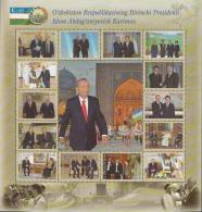 Uz 1210 Ff Uzbekistan Usbekistan 2018 Karimov Limited Edition See 5 Scan Read Text - Usbekistan