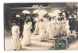 CPA-photo _ Jaux _ Bouquet Provincial 17/04/1910 _ Etat Superbe - Gouvieux
