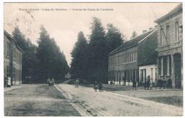 Bourg-Léopold - Avenue Du Camp De Cavalerie 1913 - Leopoldsburg