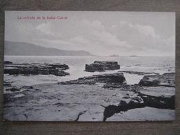 Tarjeta Postal - Chile Chili - La Entrada De La Bahía Corral - Edit. E. Valck Valdivia No. 11 - Chile