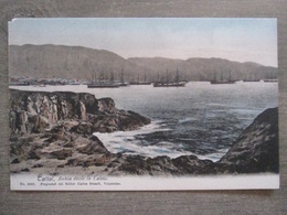 Tarjeta Postal - Chile Chili - Taltal - Bahia Desde La Caleta - Ed. Carlos Brandt 3081 Valparaiso - Chile