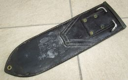 "Fourreau USMC ""Medical Corpsman Knife"" WW2 - Knives/Swords"