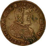 Belgique, Jeton, Flandres, Philippe IV D'Espagne, Bureau Des Finances, 1662 - Belgique