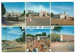 NIGER...NIAMEY. Multi Vues - Niger
