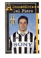 29 JUVENTUS - CALCIO - ALESSANDRO DEL PIERO - Calcio