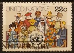 NACIONES UNIDAS - NEW YORK 1985 Postage Stamps. USADO - USED. - New York – UN Headquarters