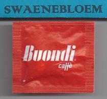 Suiker.- 1 X Sachet De Sucre. Portugal. BUONDI Caffé. Contem 2 Comprimidas - Sugars