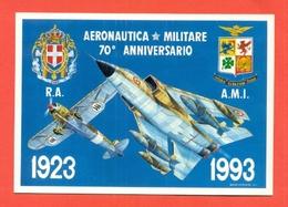 70° AERONAUTICA MILITARE - AEREI - 1946-....: Era Moderna